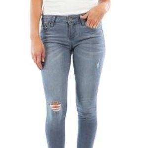 Kut from the Kloth toothpick skinny distressed 2